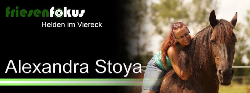 Helden im Viereck - Alex Stoya