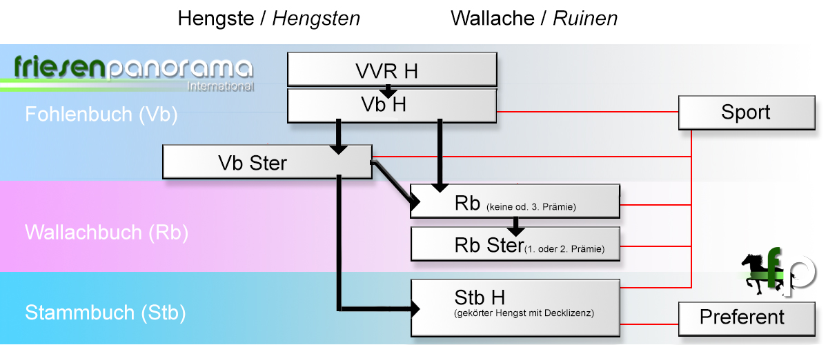 RegPräd Hengste